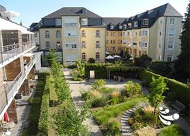 Ein Seniorenwohnpark der Angela-von-Cordier-Stiftung in Trier wurde von unseren LWL Technikern mit Lichtwellenleitern ausgestattet